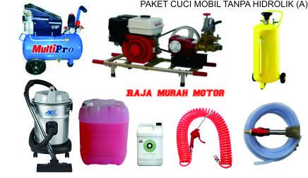 alat cuci mobil hidrolik mesin salju peralatan