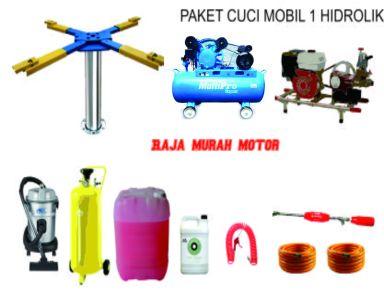 usaha cuci mobil 1 hidrolik paket salju usaha bisnis waralaba franchise